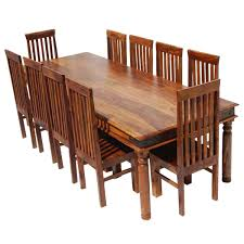 big dining room table lincoln study large dining room table chair set for 10 people