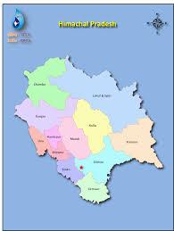 Pathankot India Map by Himachal Pradesh