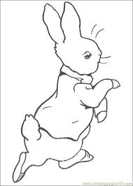 peter rabbit20 coloring free peter rabbit coloring pages