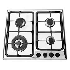 Jenn Air 4 Burner Gas Cooktop Gas Cooktops Cooktops The Home Depot