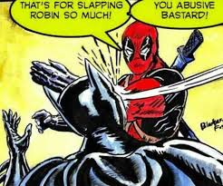 Meme Batman - batman slapping robin meme tumblr