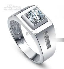 cheap engagement rings for men 14k top simulation diamond ring men engagement ring diamond ring