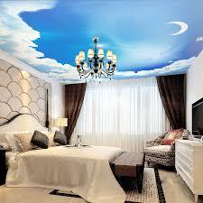 chambre ciel papier peint chambre ciel raliss com