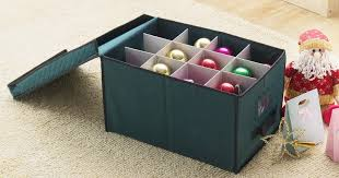 christmas ornament storage box best ornament storage boxes containers for 2018
