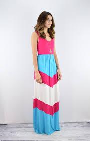 chevron maxi dress chevron color block maxi dress éloges