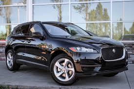 jaguar f pace trunk new 2018 jaguar f pace 25t premium sport utility in bellevue