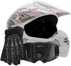 motocross youth helmets youth offroad gear combo helmet gloves goggles dot motocross atv