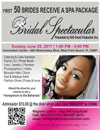 makeup artist west palm bridal show extravaganza 2017 tickets in west palm fl