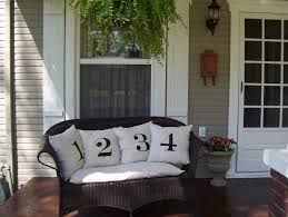 Side Porch Designs Vintage Home Love Front And Side Porch Redo Idolza
