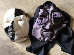 old halloween masks cinemassacre on twitter