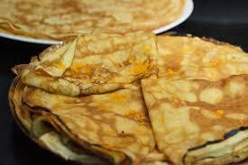 recette pancakes hervé cuisine meilleure recette de crêpes suzettes de la chandeleur