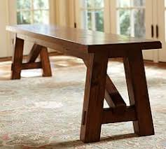 Pottery Barn Shoe Bench Dining Benches U0026 Banquettes Pottery Barn