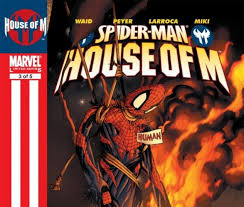 house of m spider house of m 2005 3 comics marvel