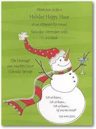 printed write christmas and holiday invitation pw68w105b