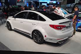 708 hp hyundai sonata tuned by bisimoto headed to sema