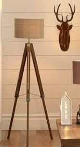 Easel Floor L White Wooden Tripod Floor L Ideas And Designs In Furniture And