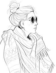 Fashion Coloring Page fashion coloring pages with wallpapers desktop background