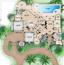 mediterranean homes plans mediterranean home plans and house floor plans at
