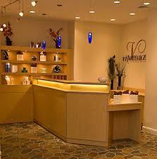 Retail Reception Desk Vito Mazza Salon By Salon Interiors Inc Custom Retail