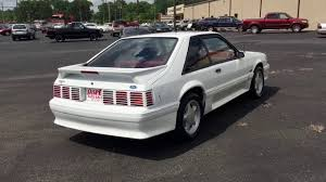 1992 ford mustang 1992 ford mustang gt