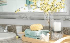 bathroom decor ideas 9 easy bathroom decor ideas 150