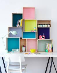 rangement mural chambre 120 idées pour la chambre d ado unique espace etudiant ado fille