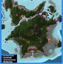 Iup Map Updated Risa Map Now With Accolade And Event Locations Sto