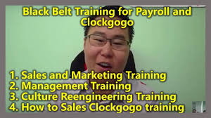 how to sell and promote clockgogo and human resource system sales