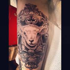 53 best lion u0026lamb images on pinterest lion tattoo design tattoo