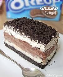 oreo delight with chocolate pudding recipe oreo delight