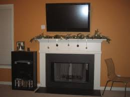 Where To Put Tv S O Tv Over Fireplace Where Is The Dvd Player Tvs Fire