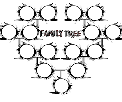 family tree coloring pages printable at best all coloring pages tips