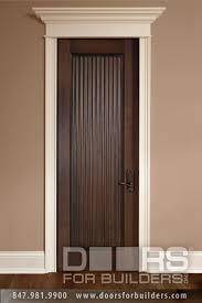 Pre Hung Closet Doors Custom Wood Interior Doors Single Door Carved Verticla