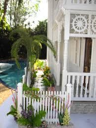 Key West Style Homes by Dollhouses By Robin Carey Key West Palm Island Estate Dollhouse
