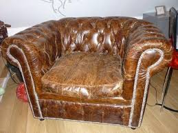 canapé chesterfield occasion chesterfield fauteuil occasion maison design hosnya com