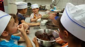 cours cuisine enfant lyon anniversaire enfant dans un restaurant végétarien