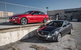 cadillac ats vs bmw mt then and now cadillac cts and ats vs bmw 3 series