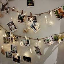 lights to hang in room babali photo clip led string lights 21ft 40 photo pegs ba https