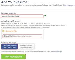 Resume Upload Sites by How To Get Recruiters To Contact You With Job Openings U2013 Hbcu To