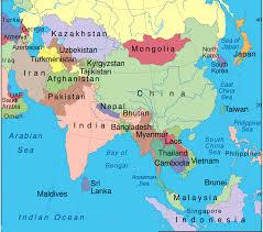 map asie asia map aiesec in azerbaijan