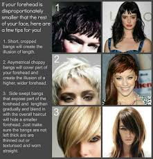 bet bangs for thick hair low forehead cuts for small forehead hair pinterest small forehead hair