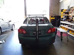 2010 toyota corolla roof rack 2010 toyota corolla hitch roof racks