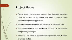 room rental system