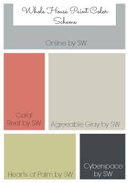 parade of homes paint color scheme and tour favorite paint