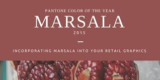 Pantones Color Of The Year Pantone Color Of The Year 2015 U2014 Marsala