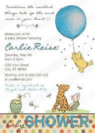 alluring winnie pooh baby shower saflly free printable