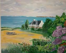deco maison bord de mer maison bretonne en bord de mer jpg catherine gauvrit
