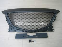 lexus is250 f sport grill mit mazda3 mazda 3 axela 2014 2016 front grill sports unpainted ebay