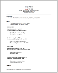 best resume templates best resume template to use gfyork