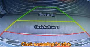2014 prius backup oem camera grid guidelines settings page 2